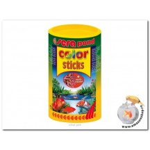 Hrana Sera Pond Color Sticks - 3800 ml